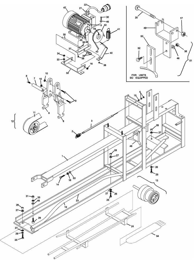 Accelerator Box Assembly