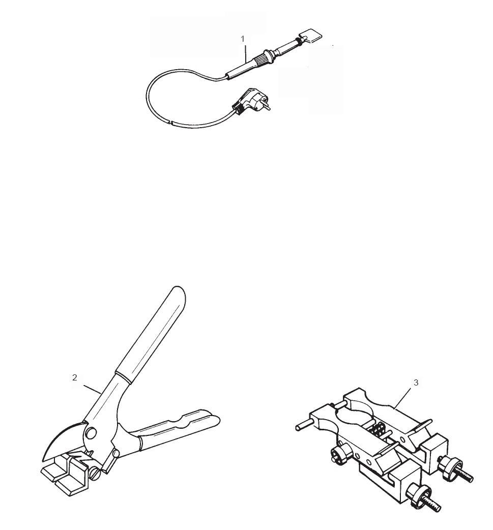 Belt Welding Kit and Belt Cutter