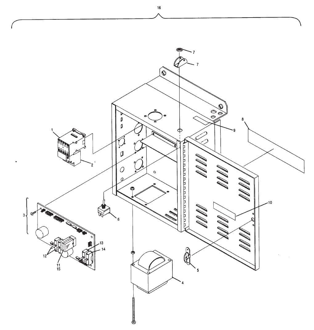 Common Box - Universal Voltage Silver Box