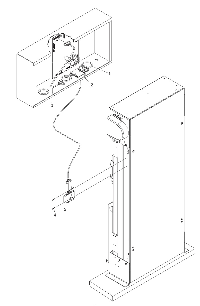 Consolidated Box Rear Display