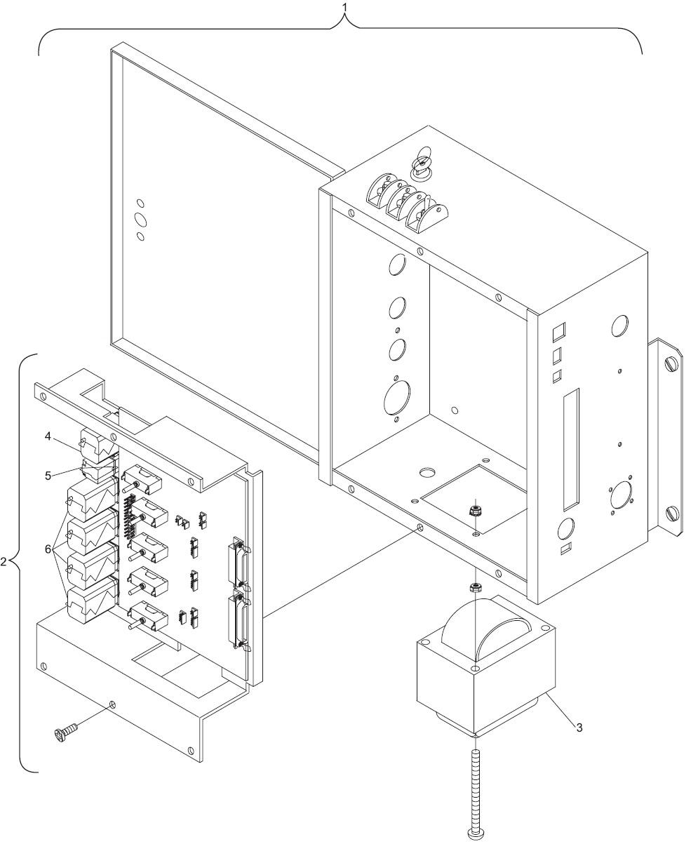 N.A. High Voltage Box - Silver Box