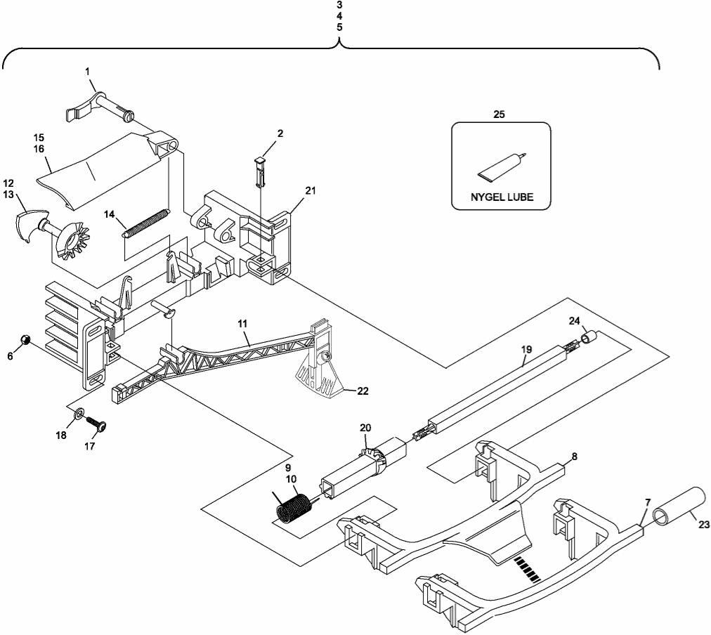 Universal Pin Station Assembly